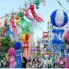 福生七夕祭り2017の時間と交通規制は?模擬店の出店や花火も!